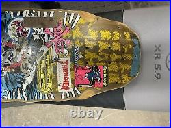 Arron Murray Dogtown Skateboard Deck Vintage