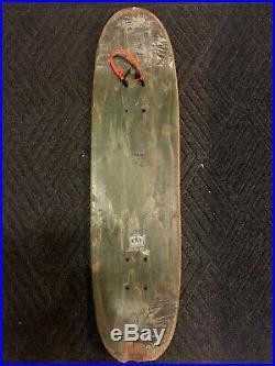 Bo Turner Everslick Alien Workshop RARE Vintage Skateboard Deck