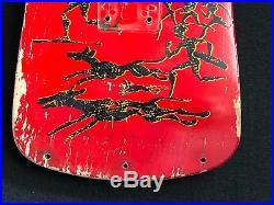 Lance Mountain Future Primitive wheel wells dd fp 2 skateboard deck 85 1985 og