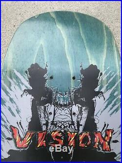 NOS 1989 RARE ORIGINAL VISION Double Vision Skateboard Vintage Innovative