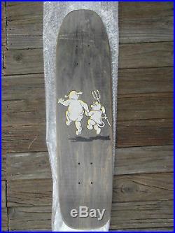 Nos 1991 World Industries Rodney Mullen Skateboard Deck. Santa Cruz