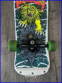 Original 1988 Steve Steadham SGI Pre Powell Peralta Skateboard NOT A REISSUE