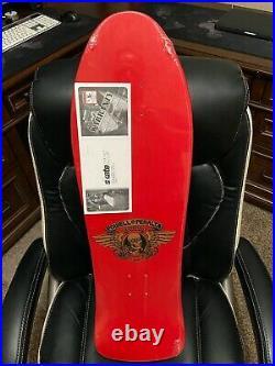 Powell Peralta Ray Barbee Still in Shrink Skateboard NEW