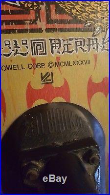 Powell peralta Steve Canallero complete 1987 7 ply all original