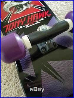 Powell peralta skateboard tony hawk, 2 complete boards, LOOK