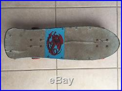 RARE Powell Peralta BONES BRIGADE Lance Mountain MINI Skateboard Original