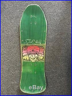 RARE Staab Genie by Kevin Staab 1989 Vintage Sims Skateboard