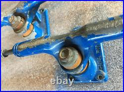 RARE! Vintage 70-80s Gullwing(HPG iV)Wide Pro Skateboard Trucks Alva, G&S, Grosso, 4