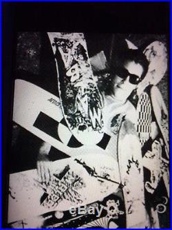 Rare Micke's Personal Rider 1986 Santa Cruz Malba Animal Creatures Micke Alba