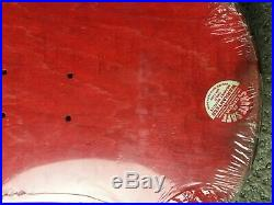 SANTA CRUZ /JASON JESSEE SUNGOD MINI SKATEBOARD DECK! Wrapped! Rare
