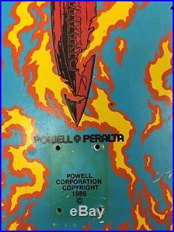 Tommy guerrero powell peralta 1984 skateboard