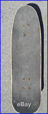 VINTAGE EARLY 1990's SKATEBOARD COUNTERFIT OLD SCHOOL TRACKER (EXTREMELY RARE!)
