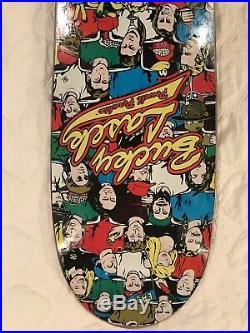 VINTAGE NOS Powell Peralta Bucky Lasek Original Skateboard deck Tony Hawk