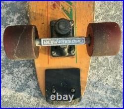 Vintage Santa Cruz 29 5-Ply 1970s Skateboard Bennett Pro Road Rider 4
