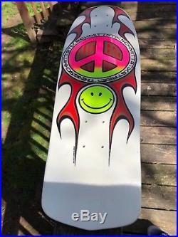 Vintage Schmitt Stix John Lucero Street Thing Skateboard Deck 1987 OG Rare NOS