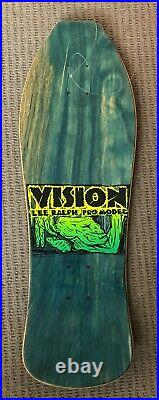 Vintage Vision Lee Ralph Skateboard (not a re-issue)