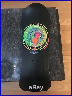 Vintage Zorlac Skateboard