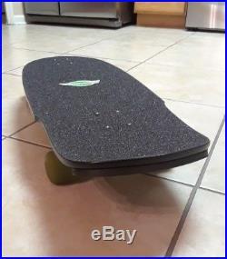 Vintage old school skateboard