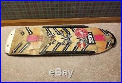 Vintage skateboard deck Powell Peralta Un Vato OG 80's old school