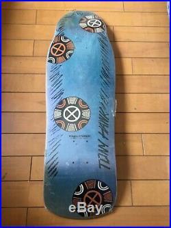 Vintage skateboard powell peralta tony hawk medaillon mini