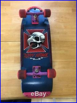 Vintage tony hawk skateboard