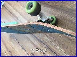 Vision Gonz vintage skateboard color my friends Gullwing Sims