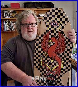 Wes Humpston Design Bigfoot / Limited Edition Masonic Themed Deck