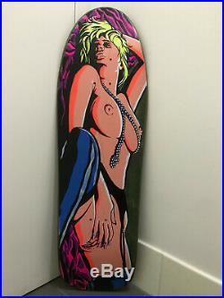 World Industries Randy Colvin XXX Vintage Rare Nos Skateboard Deck
