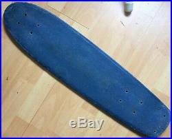Z flex Jay Adams model 1970s skateboard deck rare early molded grip
